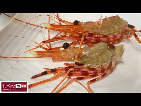 GRAPHIC: Live Shrimp Sushi and Live Shrimp Tempura - Sushi Ten