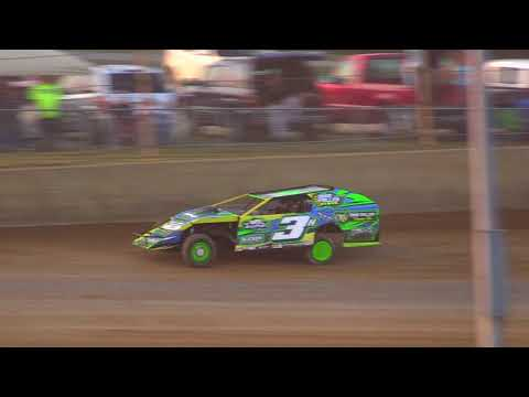 8 26 17 Modified Heat #2 Lawrenceburg Speedway