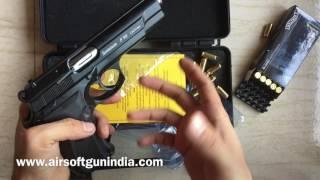 Aska f90 or aral 622k blank gun by airsoft gun india Aral 622k blan...