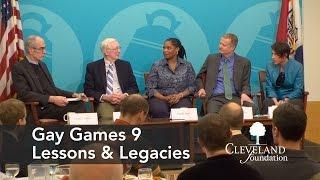 2014 Gay Games Lessons and Legacies program
