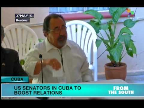U.S. Senators in Cuba to Boost Trade
