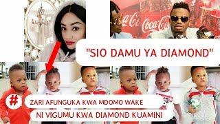 Tumepokea Taarifa Mbaya Yote Hii Ni Wivu Wa Zari Kwa Hamisa Na Diamond