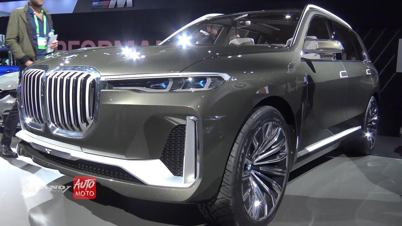 2019 Bmw X7 Suv Exterior And Interior Walkaround Youtube