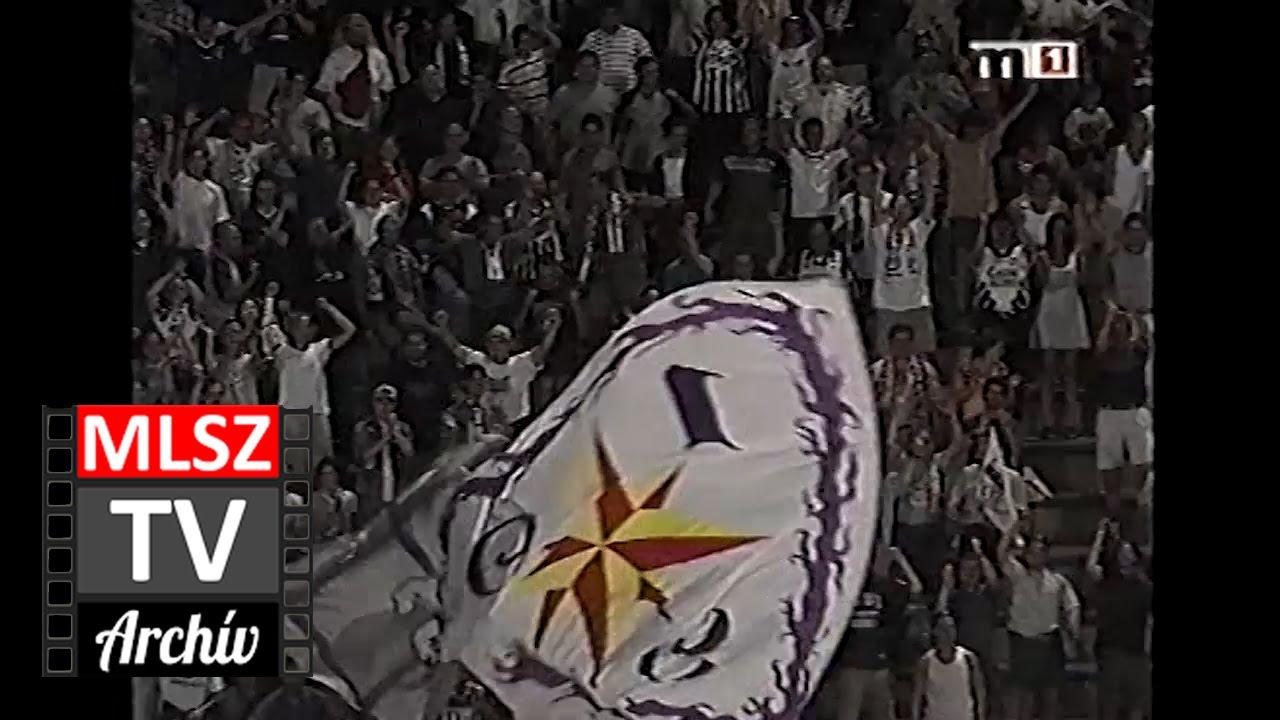 Videoton-Újpest | 1-4 | 2000. 08. 04 | MLSZ TV Archív