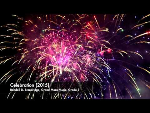 Celebration (Grand Mesa Music, 2015, Grade 3)