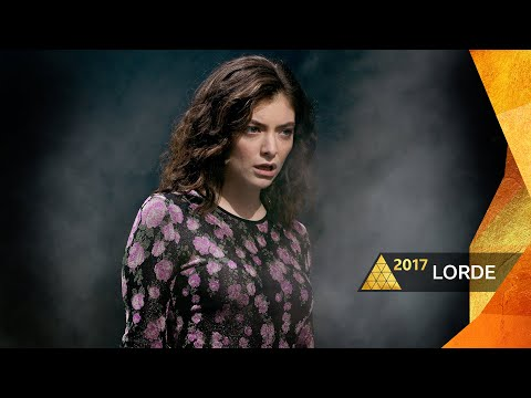 Lorde - Green Light (Glastonbury 2017)