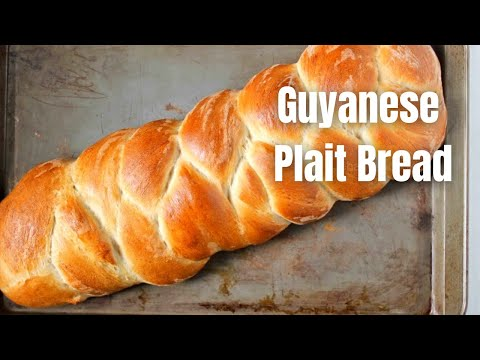 How to make Homemade Bread: Guyanese bread step by step