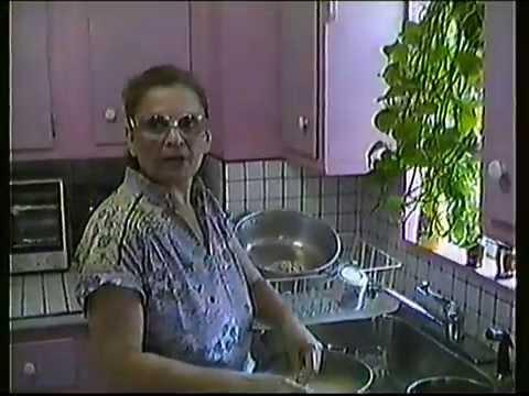 Haitian Cooking : Kibee and Stuffed Cabbage
