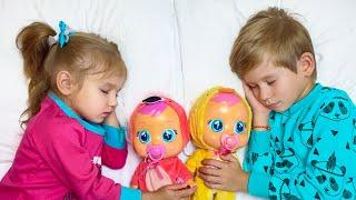 Детская песня -Ты спишь брат Джон   Песни для детей от Тимы и Еси