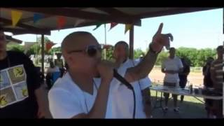 Lucky Luciano - Candy Toys Feat. Big Joey (Live Video)