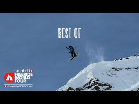 Best Of- Chamonix-Mont-Blanc - Swatch Freeride World Tour 2016