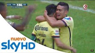 Gol de Oribe Peralta   América 2-1 Guadalajara   Presentado por Sky