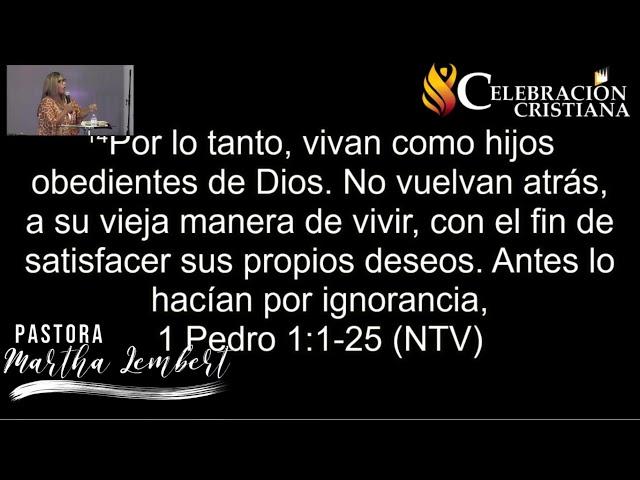 Servicio en Vivo en Celebración Cristiana
