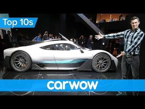 Mercedes-AMG Project One – a genuine F1 car for the road | Top10s