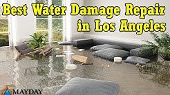 Best Water Damage Repair in Los Angeles - Water Restoration CA