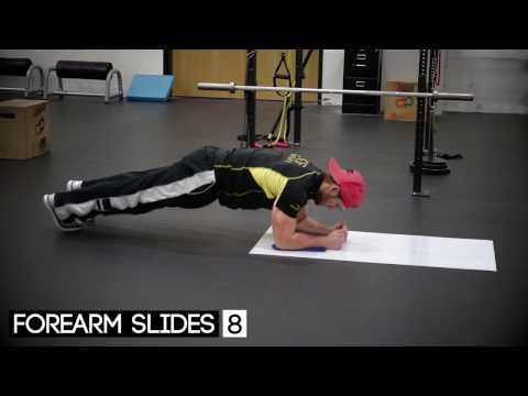 Top 25 Slideboard Exercises