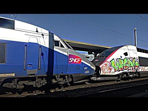 Gare de Lyon - Trains, TGV, Lyria, TER, Transillien