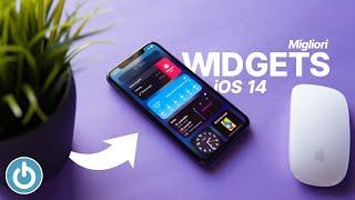 ECCO i Migliori WIDGET per il TUO iPhone! -📱 iOS 14 Homescreen SETUP 2020