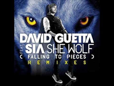 DAVID GUETTA FT. SIA - She Wolf (Falling To Pieces) Lyrics HD