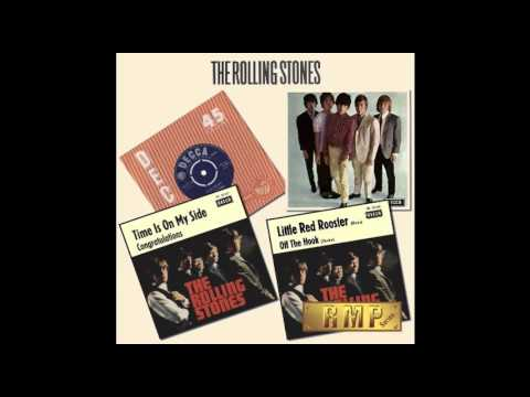 The Rolling Stones (C) 3 Singles & Five By Five EP [1964]