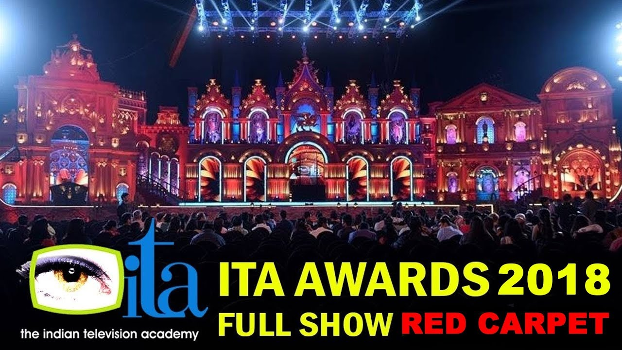 ITA Awards 2018 Full Show | Red Carpet | Indian Television Awards 2018 Live  On Hotstar