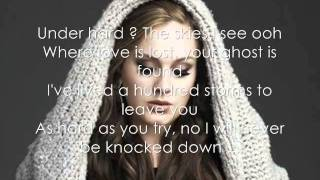 Adele - Turning Tables {Lyrics}