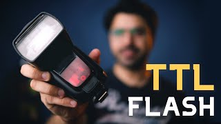 What is TTL FLASH Learn Flash Photography in Hindi