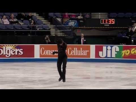 Spencer Akira Howe - 2015 US National Figure Skating Championships - JR Men FS
