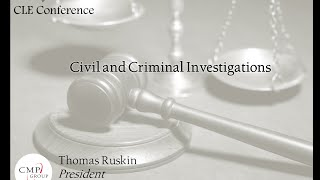 Video Civil and Criminal Cases - Thomas Ruskin Speaks at the ABA Family Law Section CLE Conference download MP3, 3GP, MP4, WEBM, AVI, FLV Juli 2018