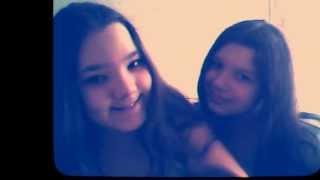 Моя подруга и я