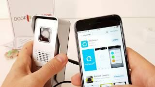 2. Uitleg van de DIY Smart app die bij de Doorsafe 6600 hoort