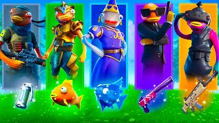The *RANDOM* FISHSTICK Challenge in Fortnite