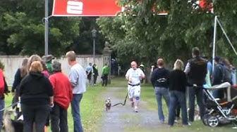 BM THS 2012 2000m Geländelauf Jürgen Burger