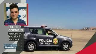 Situación extraodinaria, la amenaza de bomba en vuelos de Chile y Perú