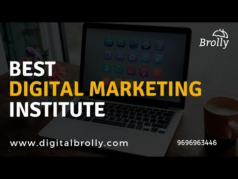 Digital Brolly | Best Digital Marketing Training institiute in Hyderabad - YouTube