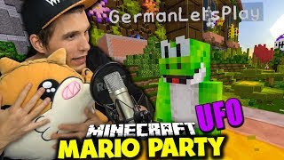 Puffi zieht ins UFO ✪ Mario Party