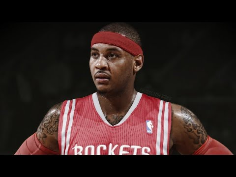 Will Carmelo Anthony DESTROY The Rockets?!!