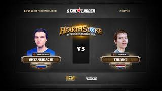 [RU] Shtan Udachi vs ThijsNL | SLTV StarSeries S1 | Group A2