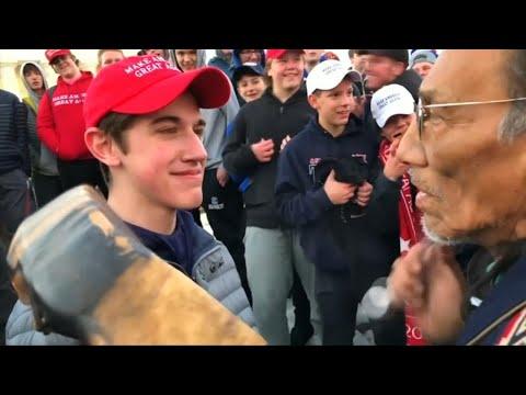 New video furthers debate around Lincoln Memorial encounter