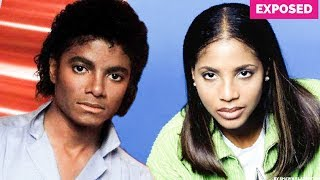 Toni Braxton is Michael Jackson's Daughter | The Braxtons and The Jacksons EXPOSED