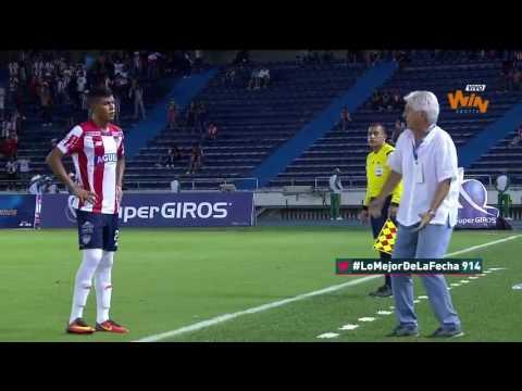 Liga Aguila 2017-I | Fecha 11 | Junior 2 - 1 Cortuluá | Win Sports