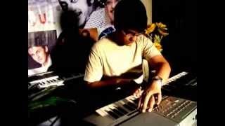 mehbooba mehbooba [sholay] hindi song on  yamaha psr 3000 keyboard by ajeeth rajesh