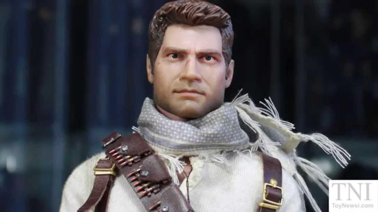 Uncharted 3 Drake S Deception Sideshow Collectibles Nathan Drake