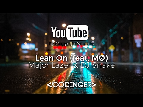 Major Lazer & DJ Snake - Lean On (feat. MØ) Instrumental