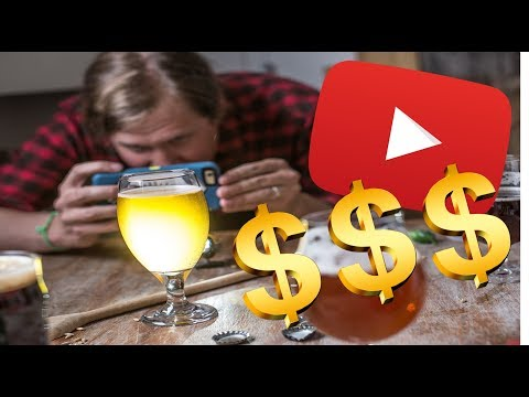 How Much Does Being a Beer Reviewer Cost? -- YouTube Economics
