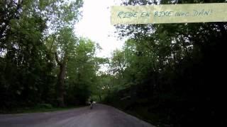 RIDE en BIKE avec DAN / Nue au soleil Brigitte Bardot (Dan Saycool TribalJazz Mix)