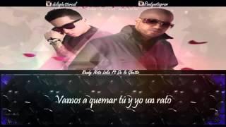 Camara Lenta (Letra) (Roses & Wines) - Randy Nota Loka Ft De La Ghetto