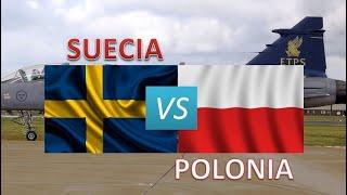 SUECIA vs POLONIA: PODER MILITAR COMPARACIÓN - Ejército Sueco VS Ejército Polaco | 2021