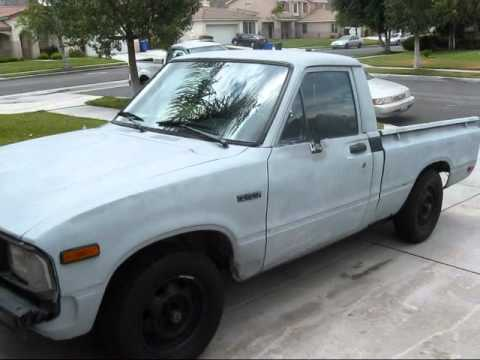 1982 Toyota Pickup 2wd Youtube