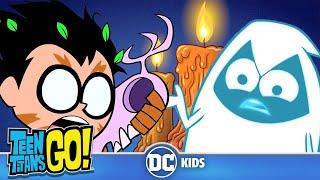 Teen Titans Go! en Français | Une fête avec un fantôme! | DC Kids